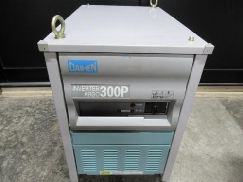 ダイヘン インバータ制御直流TIG溶接機 インバータアルゴ300P特殊仕様