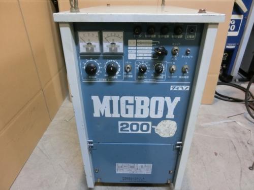 MIG溶接機