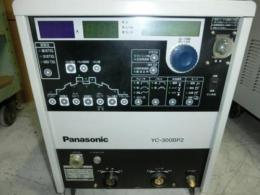 フルデジタル制御交直両用TIG溶接機 Panasonic YC-300BP2極上品