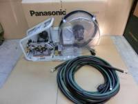 Panasonic フルデジタル制御CO2/MAG溶接機 YD-500GB2 極上品